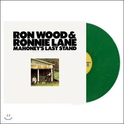 마호니의 라스트 스탠드 영화음악 (Mahoney's Last Stand OST by Ron Wood & Ronnie Lane) [그린 컬러 LP]