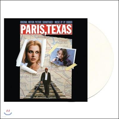 파리, 텍사스 영화음악 (Paris, Texas OST by Ry Cooder) [화이트 컬러 LP]