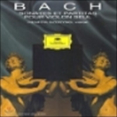 Henryk szeryng(헨리크 쉐링) -  Bach : Sonatas And Partitas For Violin Solo