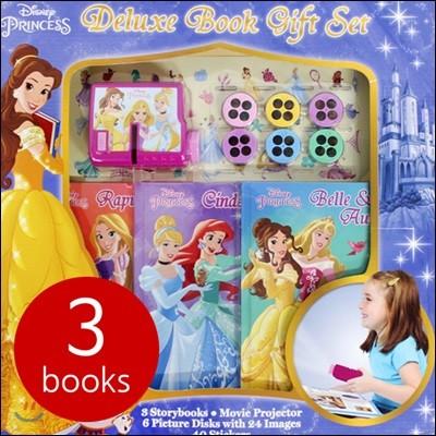 Disney Princess Deluxe Book Gift Set - 디즈니 프린세스 디럭스 기프트 세트