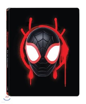 스파이더맨 : 뉴 유니버스 (2Disc 3D + 2D 마그넷 스틸북 한정판) : 블루레이