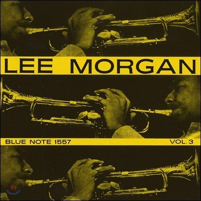 Lee Morgan (리 모건) - Lee Morgan Vol. 3