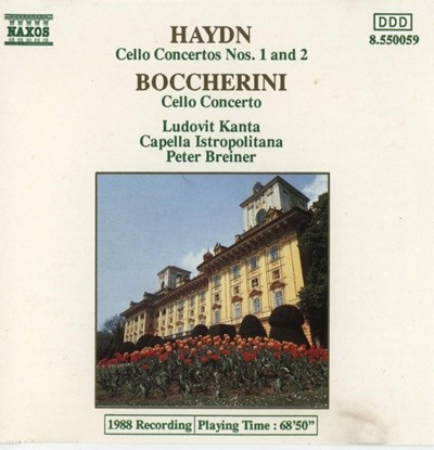 HAYDN / BOCCHERINI : Cello Concertos