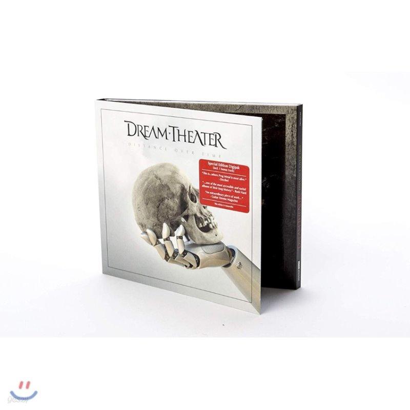Dream Theater - Distance Over Time 드림 시어터 정규 14집 [보너스 트랙 / 스페셜반]
