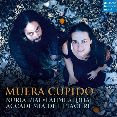 Nuria Rial 1700년대 스페인 연극음악 (Muera Cupido)