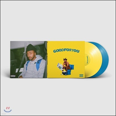 Amine (아미네) - Good For You / ONEPOINTFIVE [옐로우 & 블루 컬러 2LP]