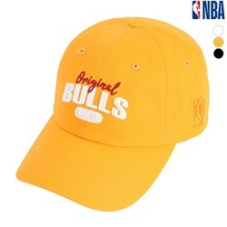 [NBA]CHI BULLS 오리지널 자수 SOFT CURVED CAP (N195AP259P)