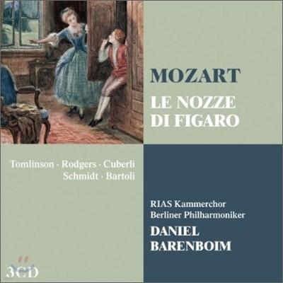 Daniel Barenboim 모차르트: 피가로의 결혼 전곡집 (Mozart: Le nozze di Figaro, K492)