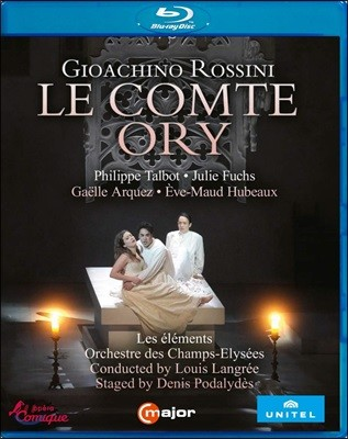 Philippe Talbot 로시니: 오페라 '오리 백작' (Rossini: Le Comte Ory)