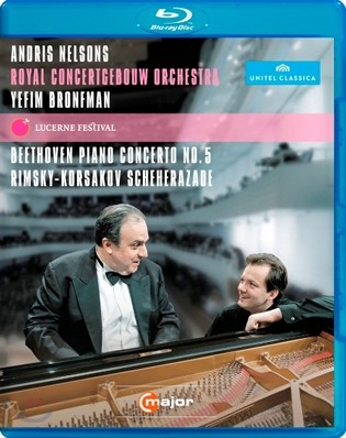 Andris Nelsons / Yefim Bronfman 베토벤: 피아노 협주곡 5번 '황제' (Piano Concerto No. 5 in E flat major, Op. 73 'Emperor')
