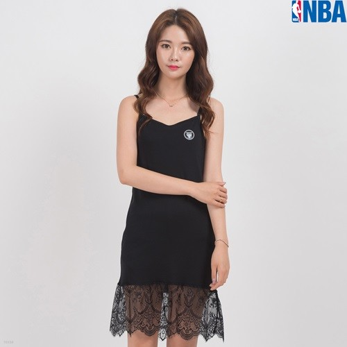 [NBA]CHI BULLS 밑단 LACE LAYERED SLEEVELESS (N162TS789P)