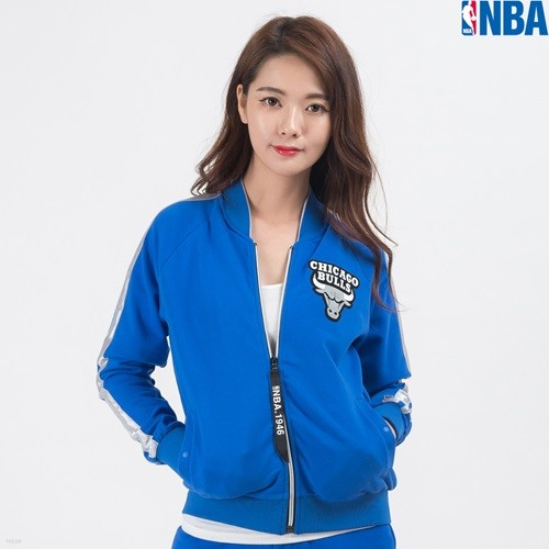 [NBA]CHI BULLS SOLID 트레이닝 ZIP-UP (N162TJ750P)