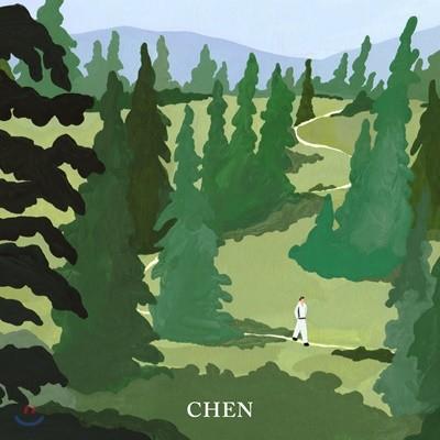 첸 (Chen) - 미니앨범 1집 : 사월, 그리고 꽃 [April ver.]