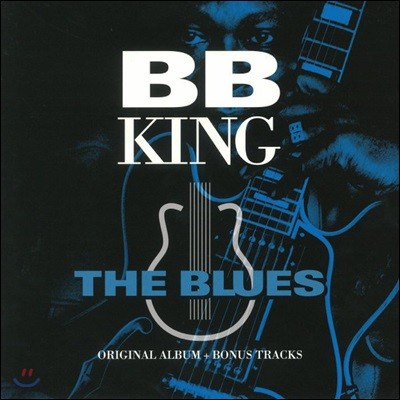 B.B. King (비비 킹) - The Blues [LP]