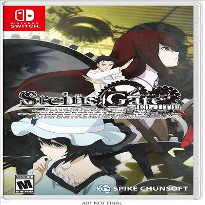슈타인즈 게이트 (Steins: Gate Elite) (Nintendo Switch)(영문반)