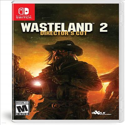 웨이스트랜드 2 (Wasteland 2) (Nintendo Switch)(영문반)