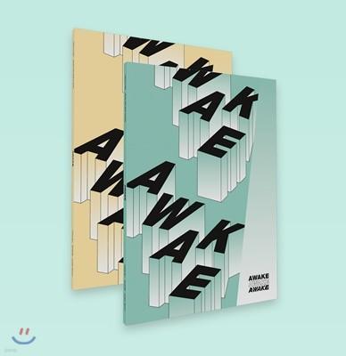 제이비제이95 (JBJ95) - 미니앨범 2집 : Awake [Dazed+Awake SET]