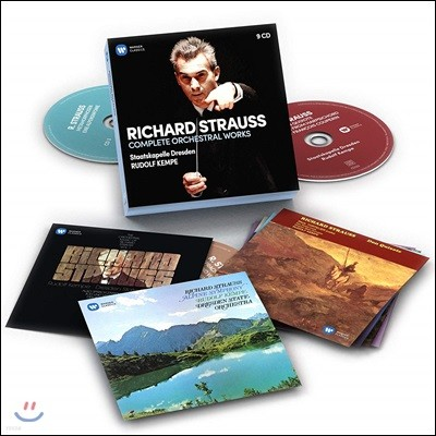 Rudolf Kempe 리하르트 슈트라우스: 관현악 작품집 (Richard Strauss: Orchestral Works)