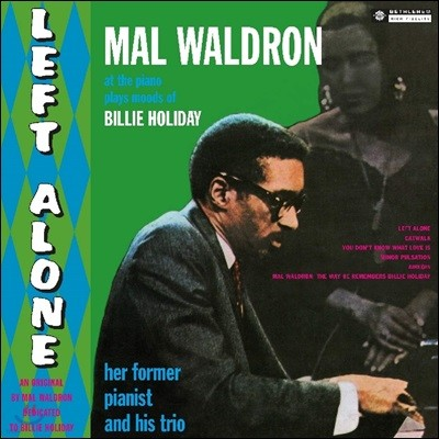 Mal Waldron (맬 왈드론) - Left Alone [LP]