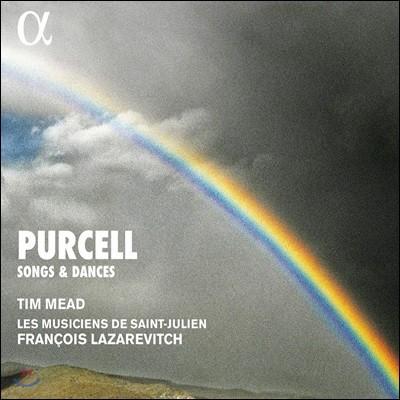 Tim Mead 퍼셀: 노래와 무곡 (Purcell: Songs & Dances)