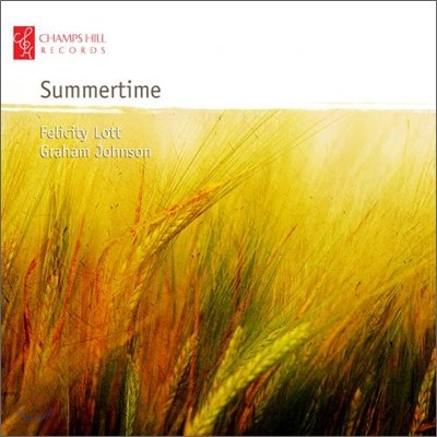 Felicity Lott 여름날 - 펠리시티 로트 (Summertime - Lieder und Songs von Gerswhin, Barber, Schumann)