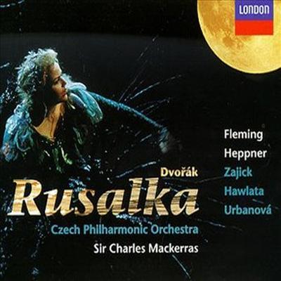 드보르작 : 루살카 (Dvorak : Rusalka) (3CD) - Renee Fleming