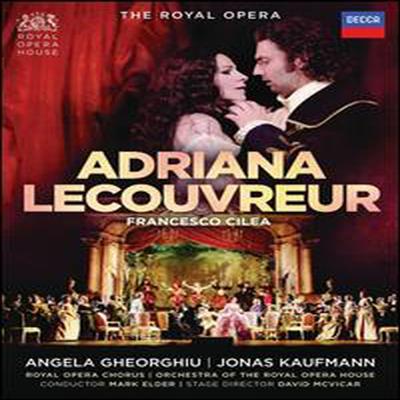 칠레아: 아드리아나 르쿠브뢰르 (Cilea: Adriana Lecouvreur) (Blu-ray) (2012) - Angela Gheorghiu