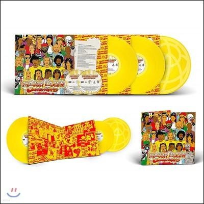 Major Lazer - Essentials 메이저 레이저 데뷔 10주년 기념 베스트 앨범 [옐로우 컬러 3LP+2CD]