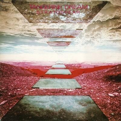[중고 LP] Tangerine Dream - Stratosfear (게이트폴드)