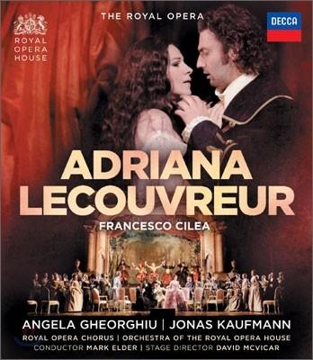 Angela Gheorghiu / Jonas Kaufmann 칠레아: 아드리아나 르쿠브뢰르