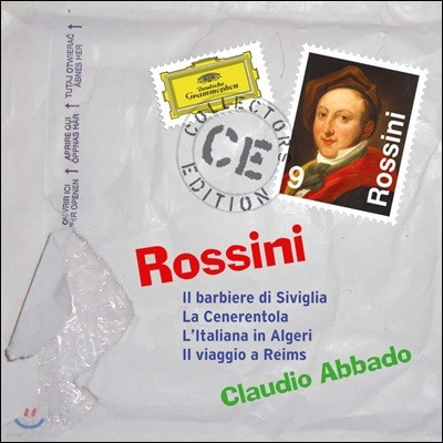 Hermann Prey 로시니: 오페라집 (Rossini: Operas)