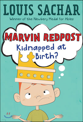 Marvin Redpost #1 : Kidnapped at Birth?