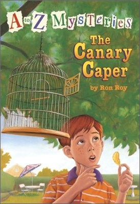 A to Z Mysteries # C : The Canary Caper