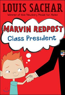 Marvin Redpost #5 : Class President