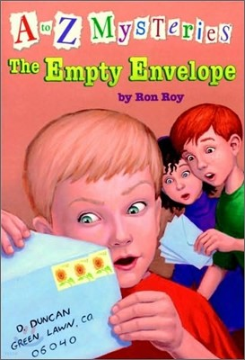 A to Z Mysteries # E : The Empty Envelope