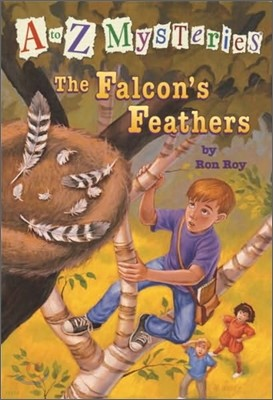 A to Z Mysteries # F : The Falcon's Feathers