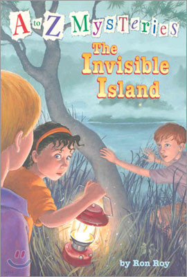 A to Z Mysteries # I : The Invisible Island
