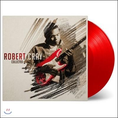 Robert Cray (로버트 크레이) - Collected [레드 컬러 2LP]