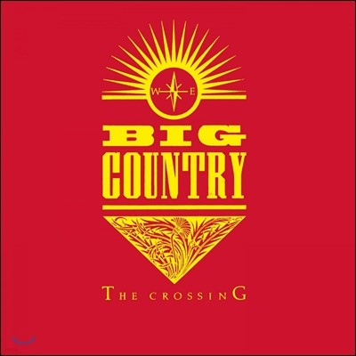 Big Country (빅 컨트리) - The Crossing (Expanded Edition) 1집 [2LP]
