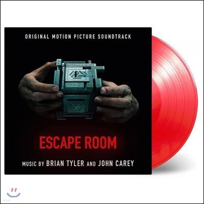 이스케이프 룸 영화음악 (Escape Room OST by Brian Tyler & John Carey) [투명 레드 컬러 2LP]