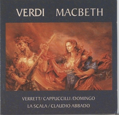 클라우디오 아바도 (CLAUDIO ABBADO) - 베르디 : 맥베스