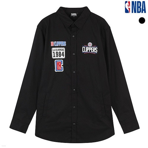 [NBA]LAC CLIPPERS LONG SHIRT (N162SH401P)
