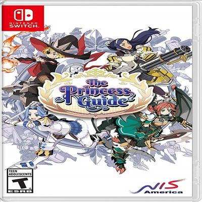 프린세스 가이드 (Princess Guide) (Nintendo Switch)(영문반)
