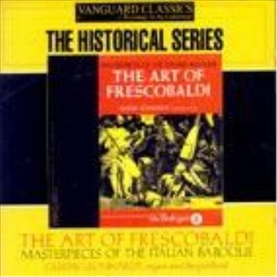 프레스코발디의 예술 - 이탈리아 바로크 명곡집 (The Art of Frescobaldi) - Gustav Leonhardt