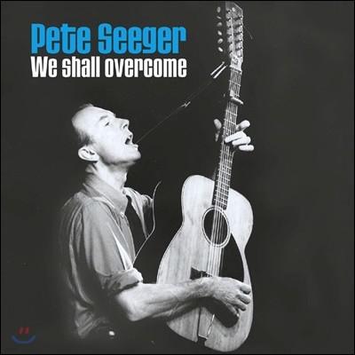 Pete Seeger (피트 시거) - We Shall Overcome [2LP]
