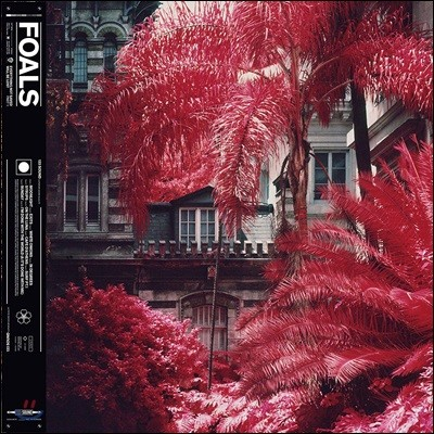 Foals - Everything Not Saved Will Be Lost Part 1 폴스 5집 [LP]