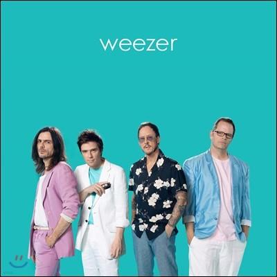 Weezer - Weezer [Teal Album] 위저 커버 앨범