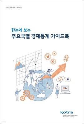 한눈에 보는 주요국별 경제통계 가이드북