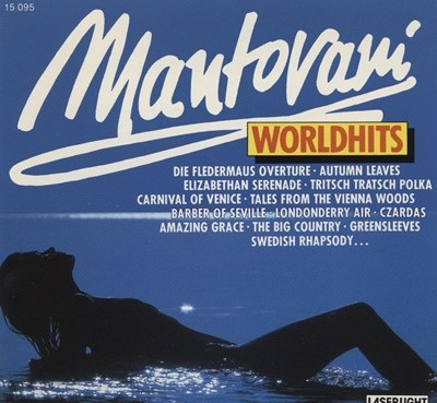 MANTOVANI : WORLD HITS