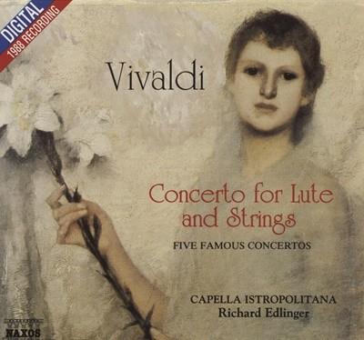 비발디 : 류트 협주곡